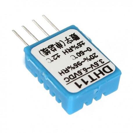 Capteur d'humidité et de température DHT11