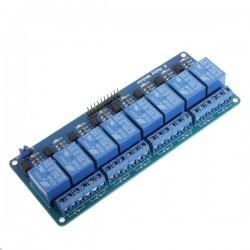 Module 8 relais 220V/10A