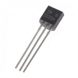 100 Transistors 2N3904 NPN