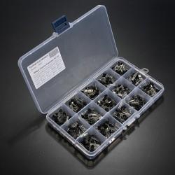 600 Transistors 15 Références