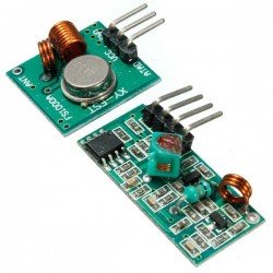 Emetteur/ Transmetteur RF 433MHz