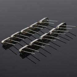 10 Oscillateurs à Quartz 16Mhz