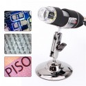 Microscope USB 8 LED 50X-500X