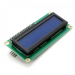 Afficheur LCD avec interface I2C