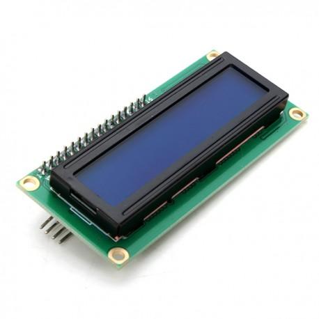 Afficheur LCD avec interface I2C