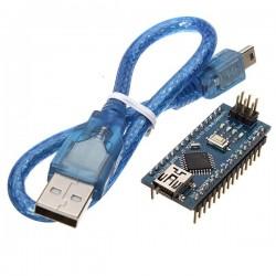 Carte Nano Rév. 3 avec câble USB
