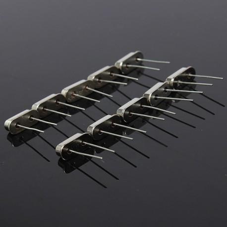15 Oscillateurs à Quartz 4-48Mhz