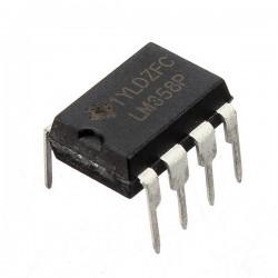 Double Ampli Op. LM358P