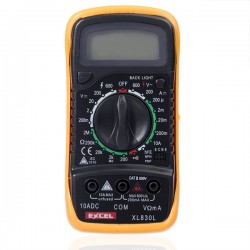 Multimètre A830L