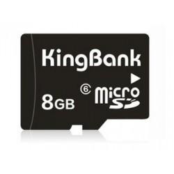 Carte Micro SD 8 GB
