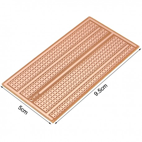 10 Stripboard 10x5 cm