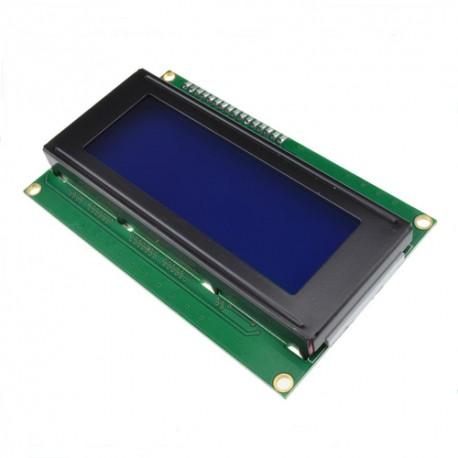 Afficheur LCD I2C Résolution 20x4